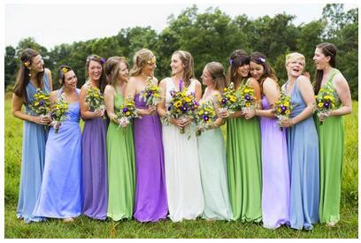 green bridesmaid dress beautiful cheaper