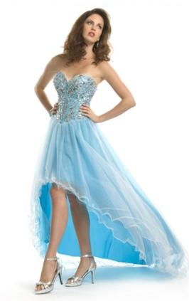 light blue asymmetrical sweetheart crystal column australia formal dresses