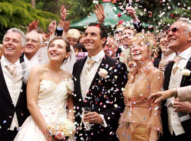 WEDDING CELEBRATE