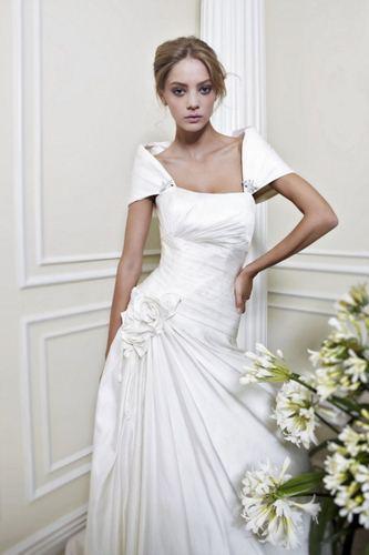 wedding with unique design shoulder1